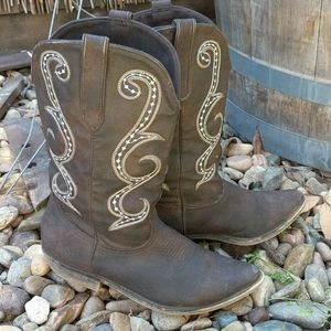 Cowgirl boots by American Rag 9.5